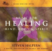 Music for Healing - Steven Halpern